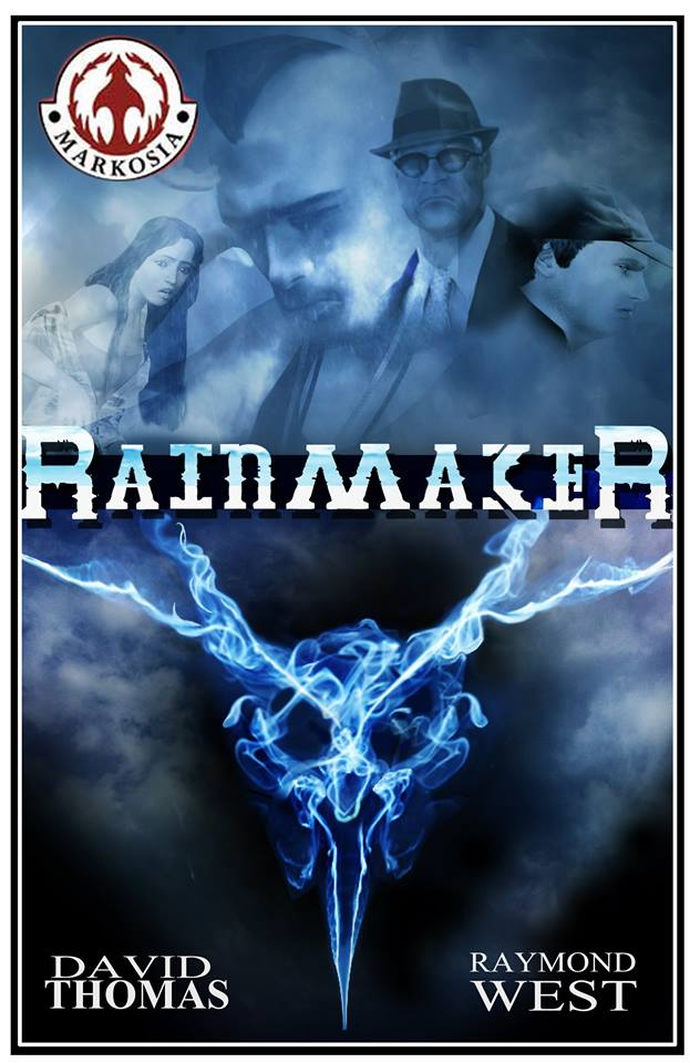 Rainmaker #1 – IndieComiX